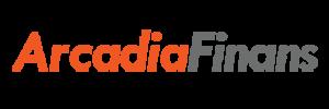 Arcadia Finans (logo).