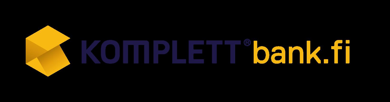 Komplett Bank (logo).