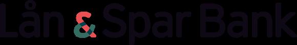 Lån & Spar Bank (logo).