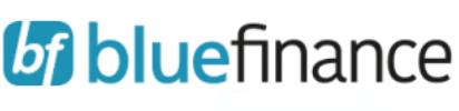 Blue Finance (logo).